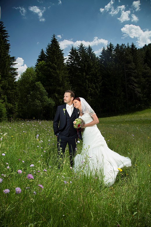 Hochzeitsfotograf: Paarshootings in der Natur - Wolfgang Thaler photography