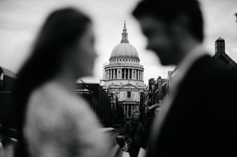 Hochzeitsfotograf: Verlobungsshooting London 2017 / Engagementshooting