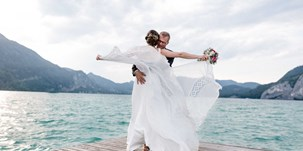 Hochzeitsfotos - Art des Shootings: After Wedding Shooting - Wallersee - Birgit Schulz Fotografin