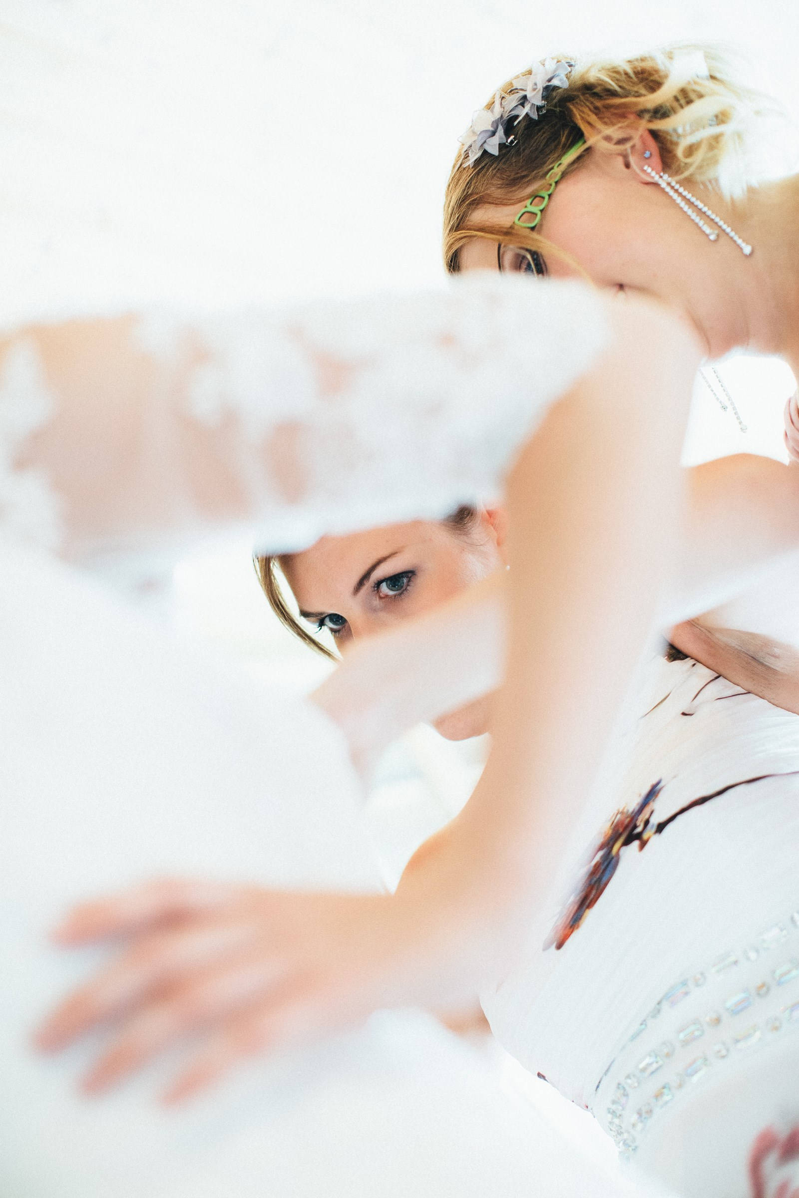 Hochzeitsfotograf: getting ready - WK photography
