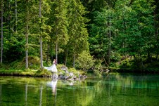 Hochzeitsfotos - Art des Shootings: Trash your Dress - Oberbayern - Wolfgang Burkart Fotografie
