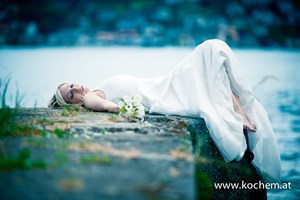 Hochzeitsfotos - After Wedding Shooting - Hallstätter See - Karl-Heinz Kochem
