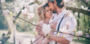 Hochzeitsfotos - Art des Shootings: Prewedding Shooting - Lüneburger Heide - Fancy Shoots