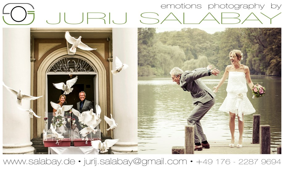 Hochzeitsfotograf: jurij salabay | emotions photography