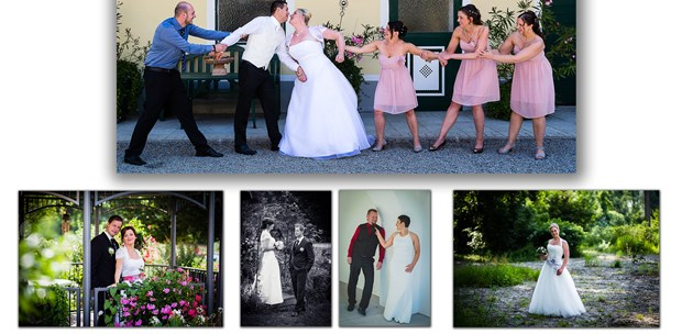 Hochzeitsfotos - Art des Shootings: After Wedding Shooting - Innviertel - Gerald B. - Photography
