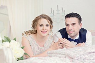 Hochzeitsfotograf: After Wedding Shooting im Whitewood Fotostudio  - Agnes Tovari