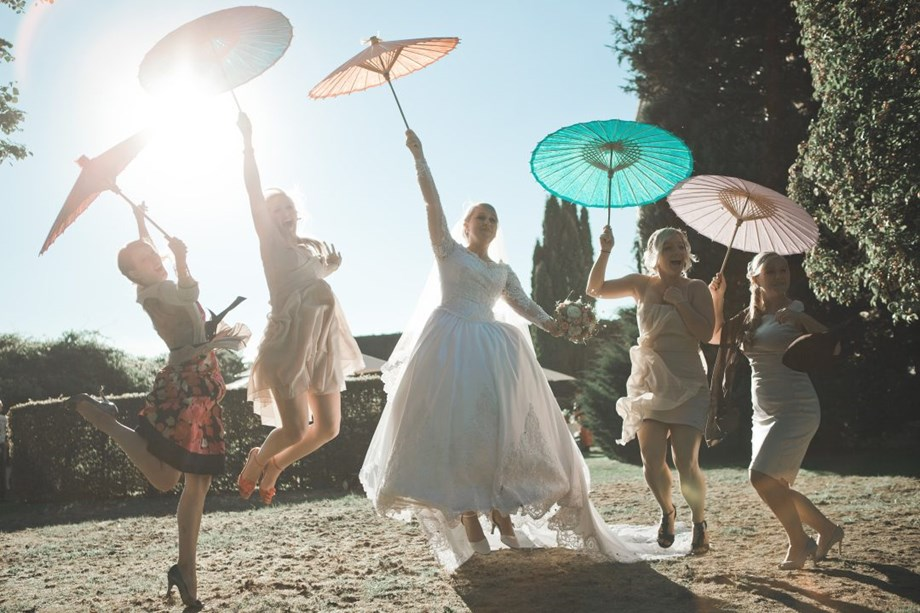 Hochzeitsfotograf: wedding fun - Schloss Altenhof - Marek Valovic - stillandmotionpictures.com