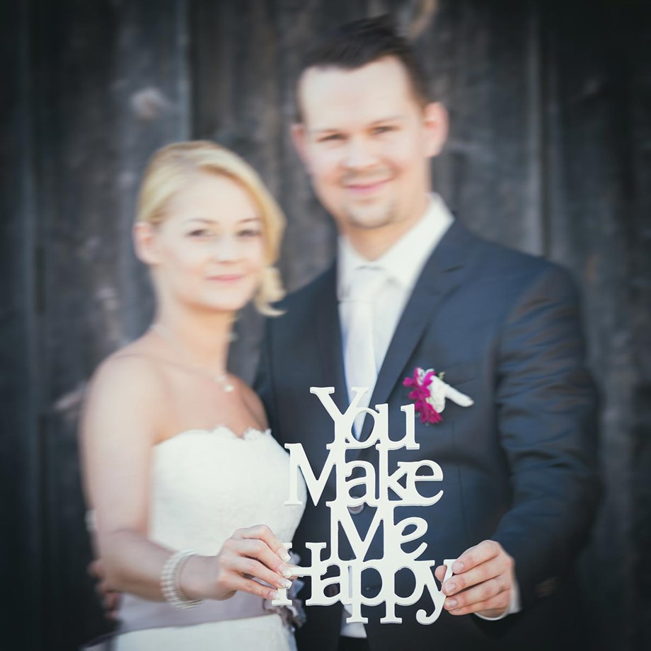 Hochzeitsfotograf: You Make Me Happy - Ludwig Pullirsch