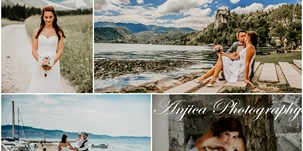 Hochzeitsfotos - Fotobox alleine buchbar - Carniola / Julische Alpen / Laibach / Zasavje - Anjica Photography - ELOPEMENT & Destination Wedding Foto-Video Miracles