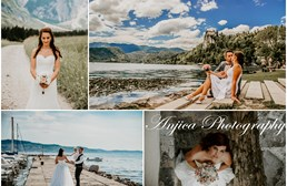 Hochzeitsfotograf: Anja - Ihre Hauptfotografin. www.anjicaphotography.com - Anjica Photography - ELOPEMENT & Destination Wedding Foto-Video Miracles