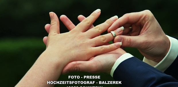 Hochzeitsfotos - Art des Shootings: After Wedding Shooting - Mecklenburg-Vorpommern - REINHARD BALZEREK