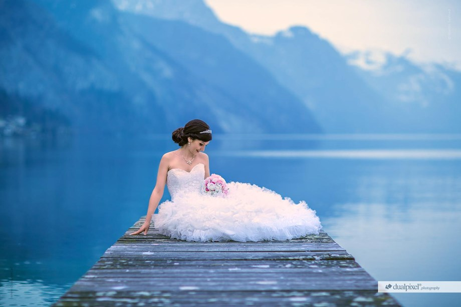 Hochzeitsfotograf: Afterwedding Shooting am Traunsee - dualpixel | Martin Seifried