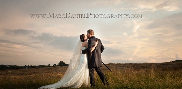 Hochzeitsfotos - Art des Shootings: After Wedding Shooting - Hausruck - Marc Daniel Photography
