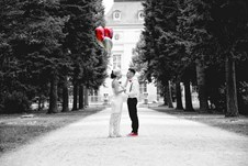 Hochzeitsfotos - Art des Shootings: Prewedding Shooting - Berlin-Umland - FOTOstudio IMAGE