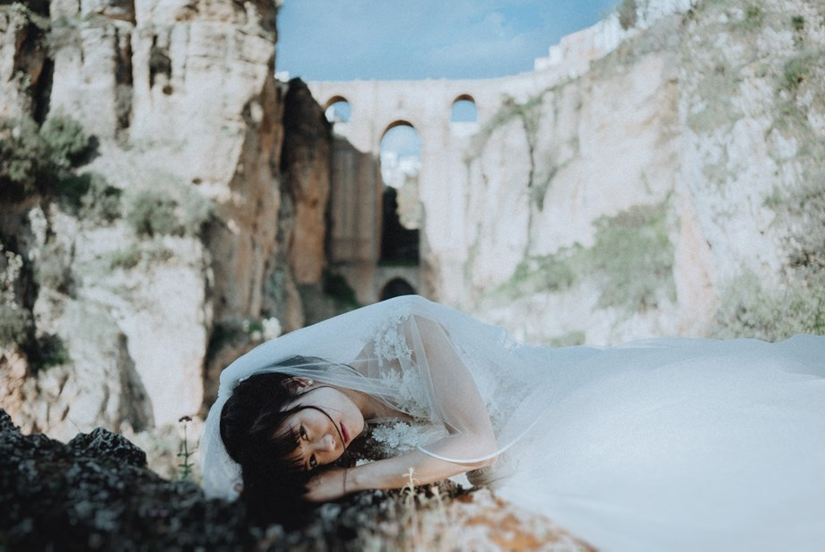 Hochzeitsfotograf: Pre-Wedding Shooting in Andalusien, Spanien - Tu Nguyen Wedding Photography