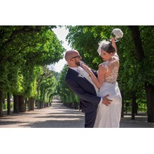 Hochzeitsfotograf: After Wedding Shooting Schloss Schönbrunn Wien - Multimedia Film & Photography