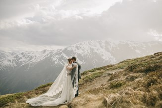 Hochzeitsfotograf: Ain't no mountain high enough. - Forma Photography - Manuela und Martin