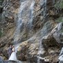 Hochzeitsfotograf: Trash my dress oder After Wedding am Wasserfall - Markus Nitsche Fotografie